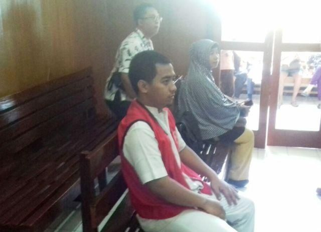 Sidang Perdana Mantan Perawat National Hospital