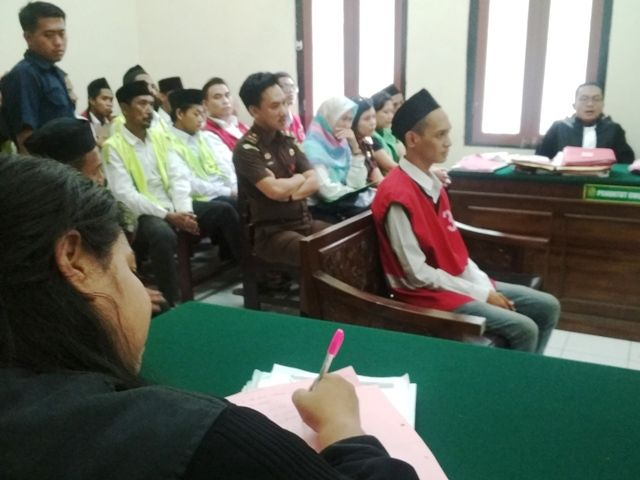 Sidang Makelar Sabu Tom Adhitama Uneputty